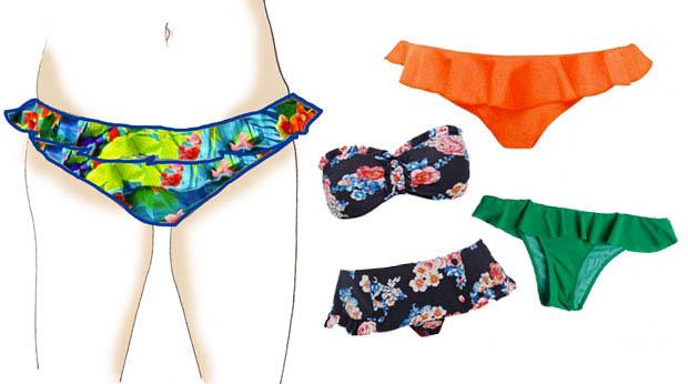 Conseils morpho : comment bien choisir son maillot de bain ?