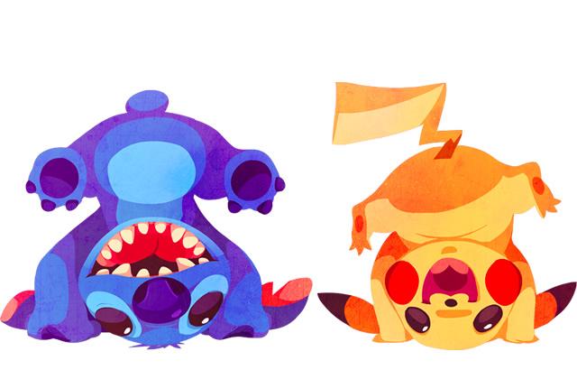 pokemon-disney-mashup