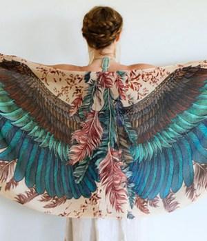 echarpes-ailes-shovava-etsy