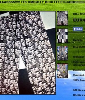 pantalon-imprime-bill-murray-o-mighty-wtf-mode