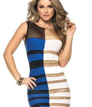 robe-bleue-blanche-halloween