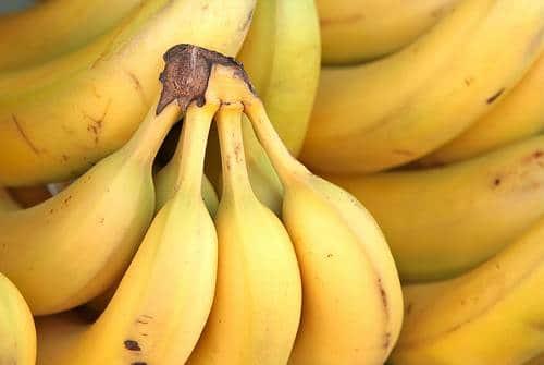 infusion banane