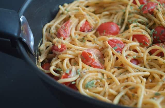recette-spaghetti-vegane