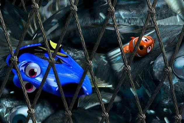 Le Monde de Nemo Dory