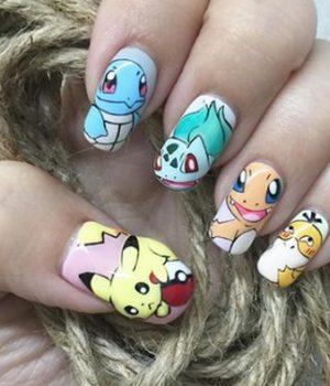nail-art-pokemon