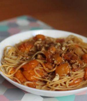 recette-spaghettis-mangue