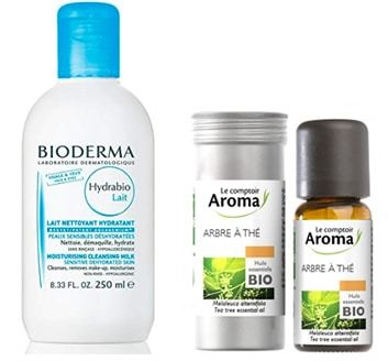 Comment traiter l'acné corporelle?