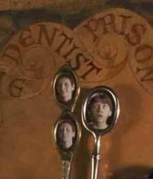 horloge weasley