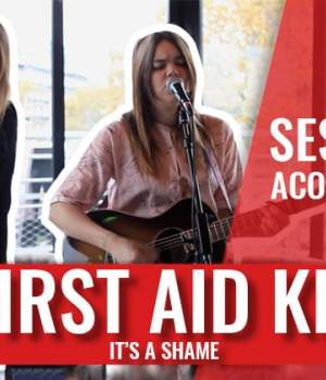 first-aid-kit-its-a-shame-session