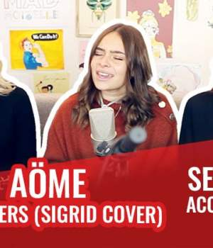aome-strangers-sigrid-cover