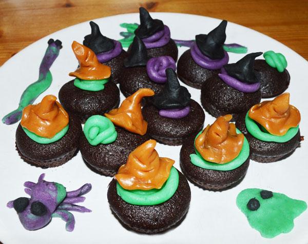 recette halloween facile