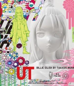 billie-eilish-takashi-murakami-collection-uniqlo