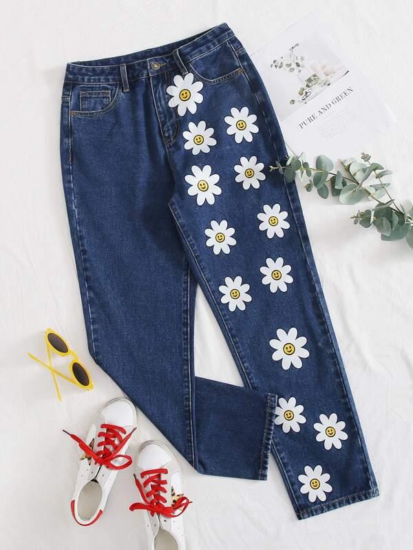 Le jean devient fun et se décline dans de nombreux modèles, Ô joie!