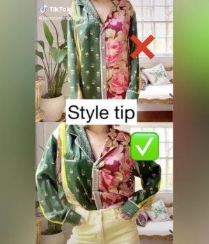 mode-tips-tiktok-chemise
