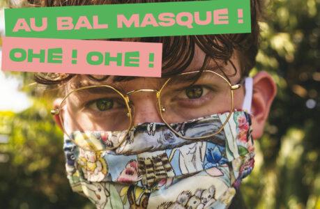 Les masques de protection respiratoire contribuent à se protéger contre le Covid-19