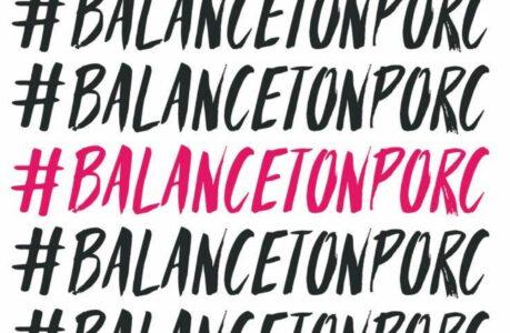 couverture du livre Balance ton porc de Sandra Muller