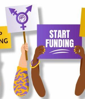 StopTalkingStartFunding nous toutes générations féministes