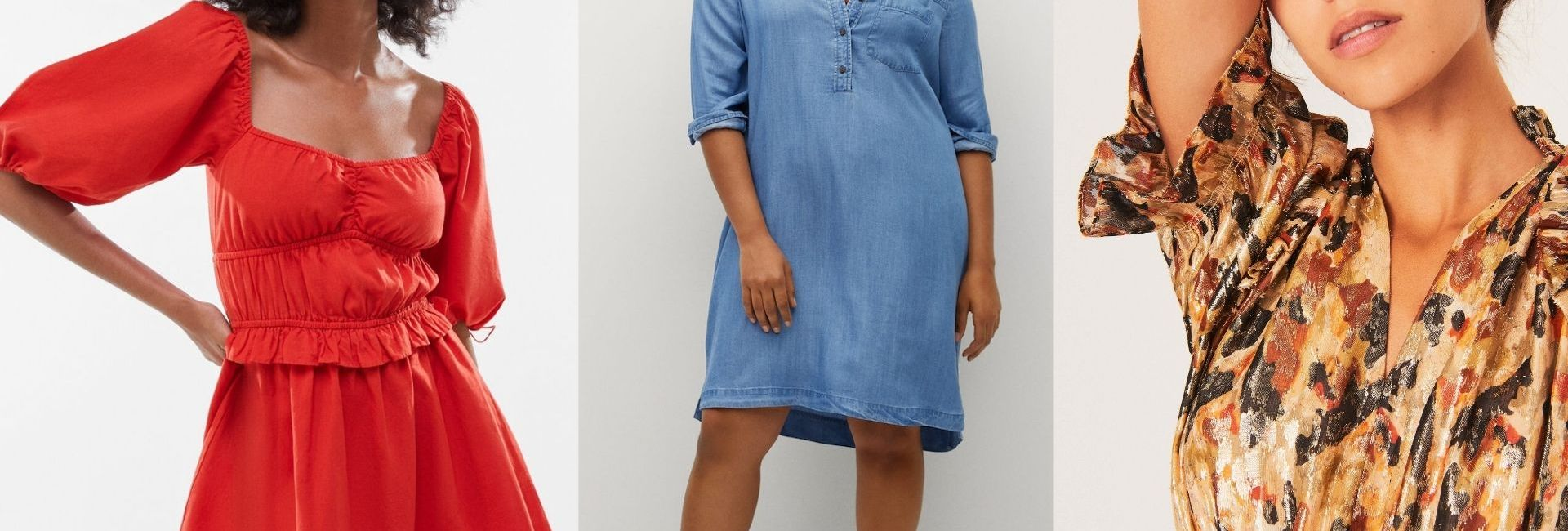 Coup d'envoi des soldes et déjà un coup de foudre pour ces robes aussi audacieuses que flatteuses