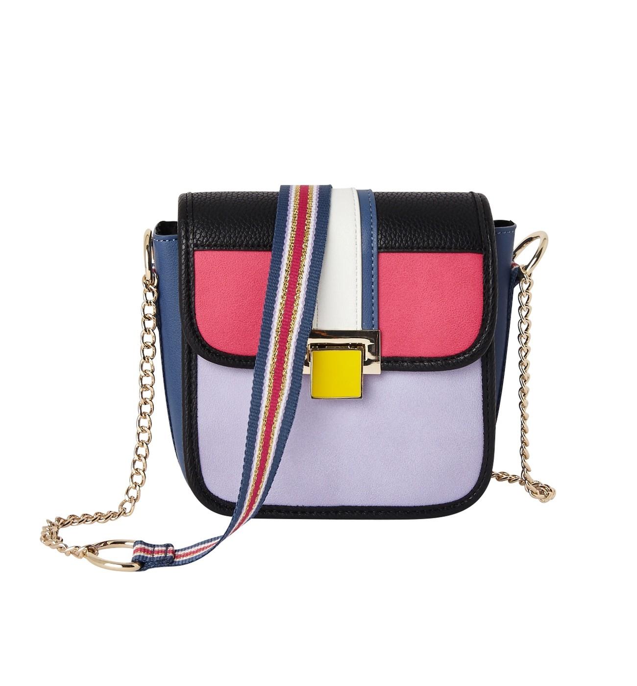 Petit sac multicolore, Promod.