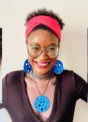 portrait de Taïna et ses bijoux MiLadyTay
