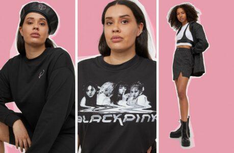 Le merch BlackPink x H&M