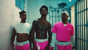 Lil Nas X dans Industry Baby