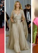 Camille Cottin, Virginie Efira et Tilda Swinton au 74e festival de Cannes