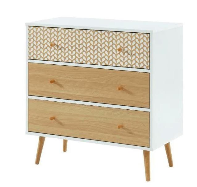 Commode trois tiroirs – 99€99 199,99 €