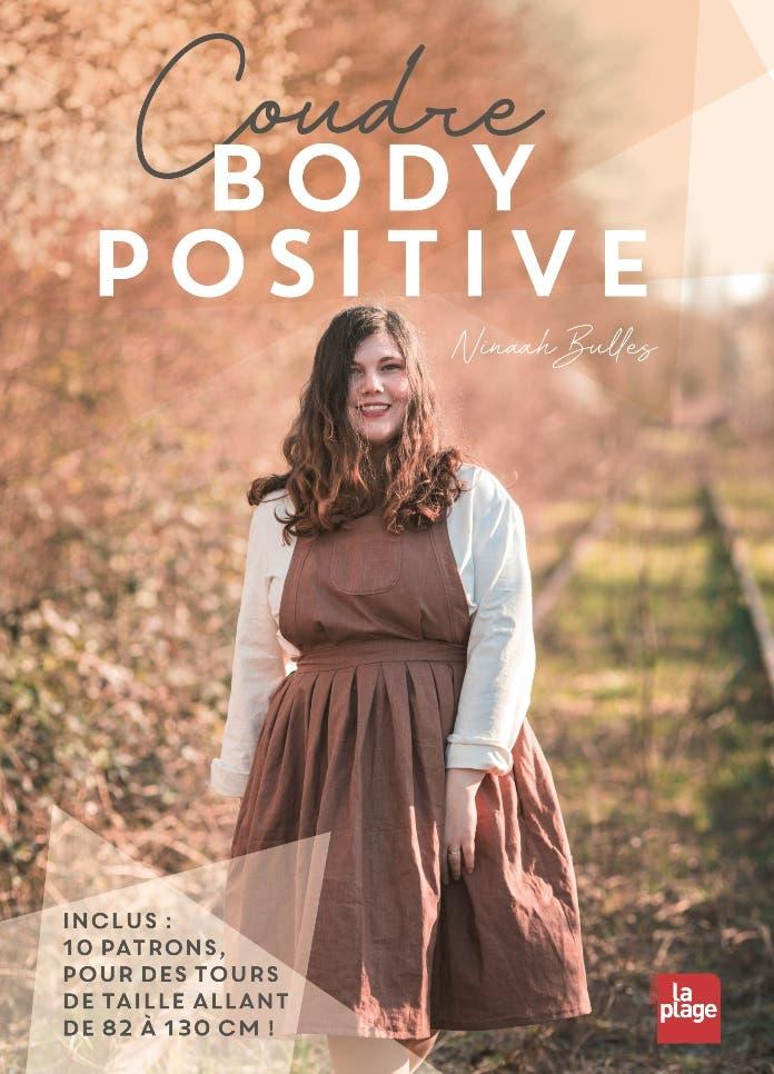 """Couverture du livre """"Coudre Body Positive"""""""