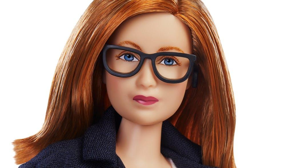 Barbie Sarah Gilbert @Mattel Inc.