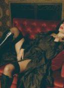 La chanteuse Halsey