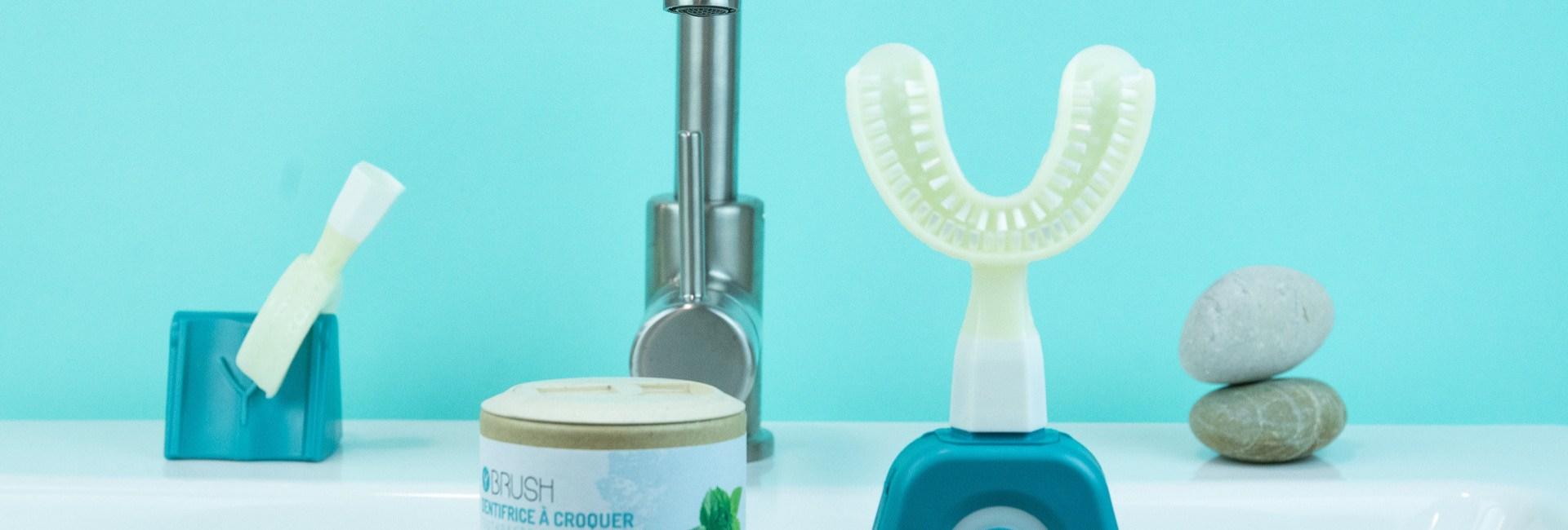 brosse à dent électrique y-brush