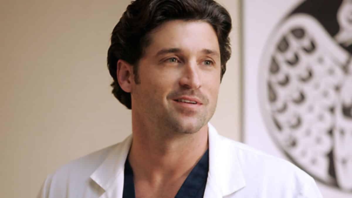Pas très Mamour, ce docteur : Patrick Dempsey était odieux avec ses collègues de Grey's Anatomy