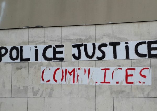 police justice complices collages feministes