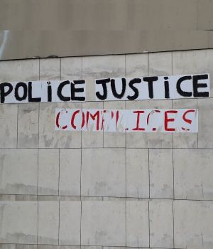police justice complices collages feministes format vertical