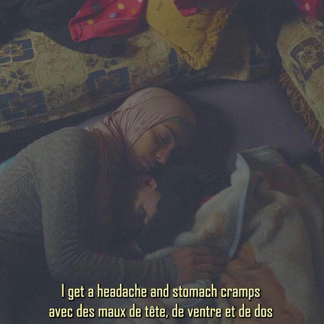 Un extrait du documentaire sur la précarité menstruelle au Liban