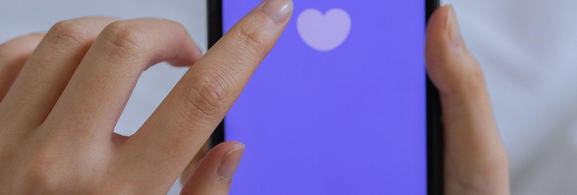 Application – rencontre – amour