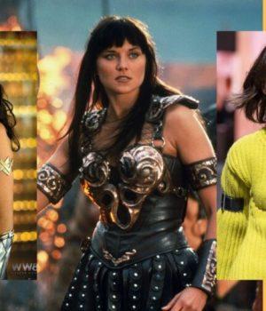 Le bijou de bras, porté par Wonder Woman, Xena, et Prada
