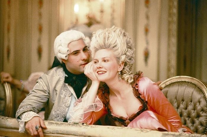 Image tirée du film Marie-Antoinette, de Sofia Coppola