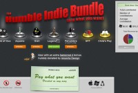 Humble Indie Bundle : le respect des joueurs rapporte plus d'1 million de dollars