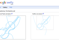 Convertir du Flash en HTML5 avec Swiffy de Google