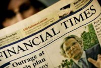 Apple éjecte l'application du Financial Times de l'App Store
