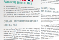 Cyber-censure : la France sous surveillance