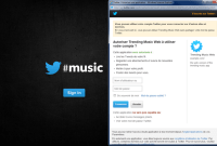 Twitter Music est officiel. Une application iOS est disponible (MàJ)