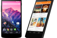 Le Nexus 5 officialisé par Google, sous Android 4.4 KitKat