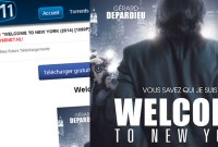 Welcome To New York sur BitTorrent au lendemain de sa sortie