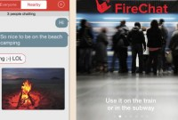 FireChat, une arme anti-censure encore perfectible