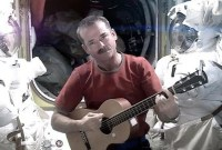 Space Oddity : la chanson de l'astronaute Chris Hadfield revient sur YouTube