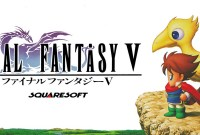 Final Fantasy V arrive sur PC