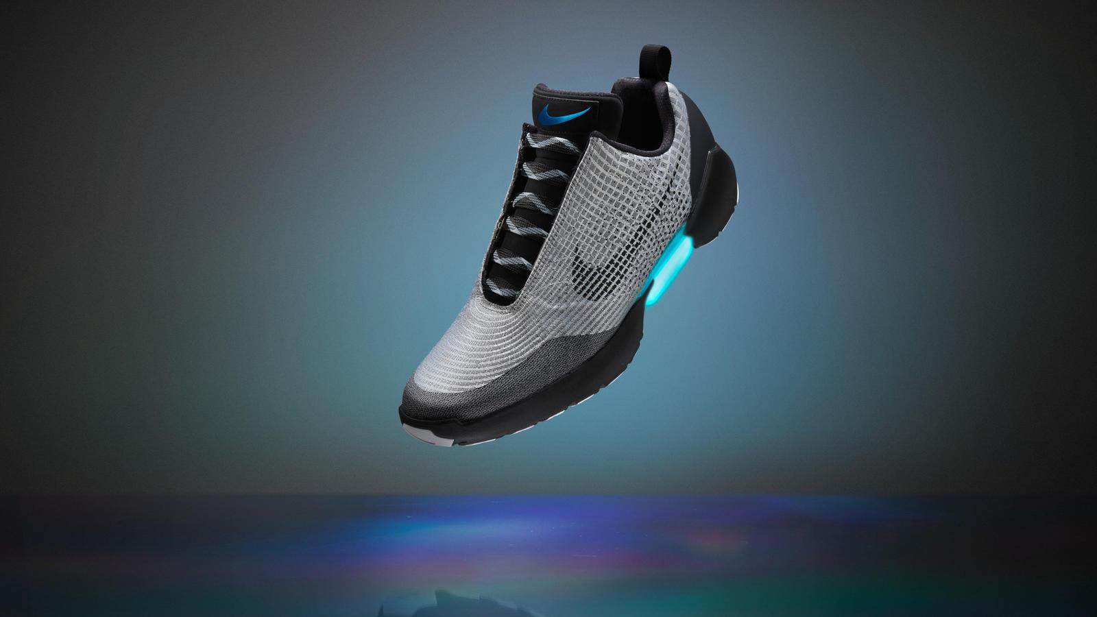 chaussure nike retour vers le futur